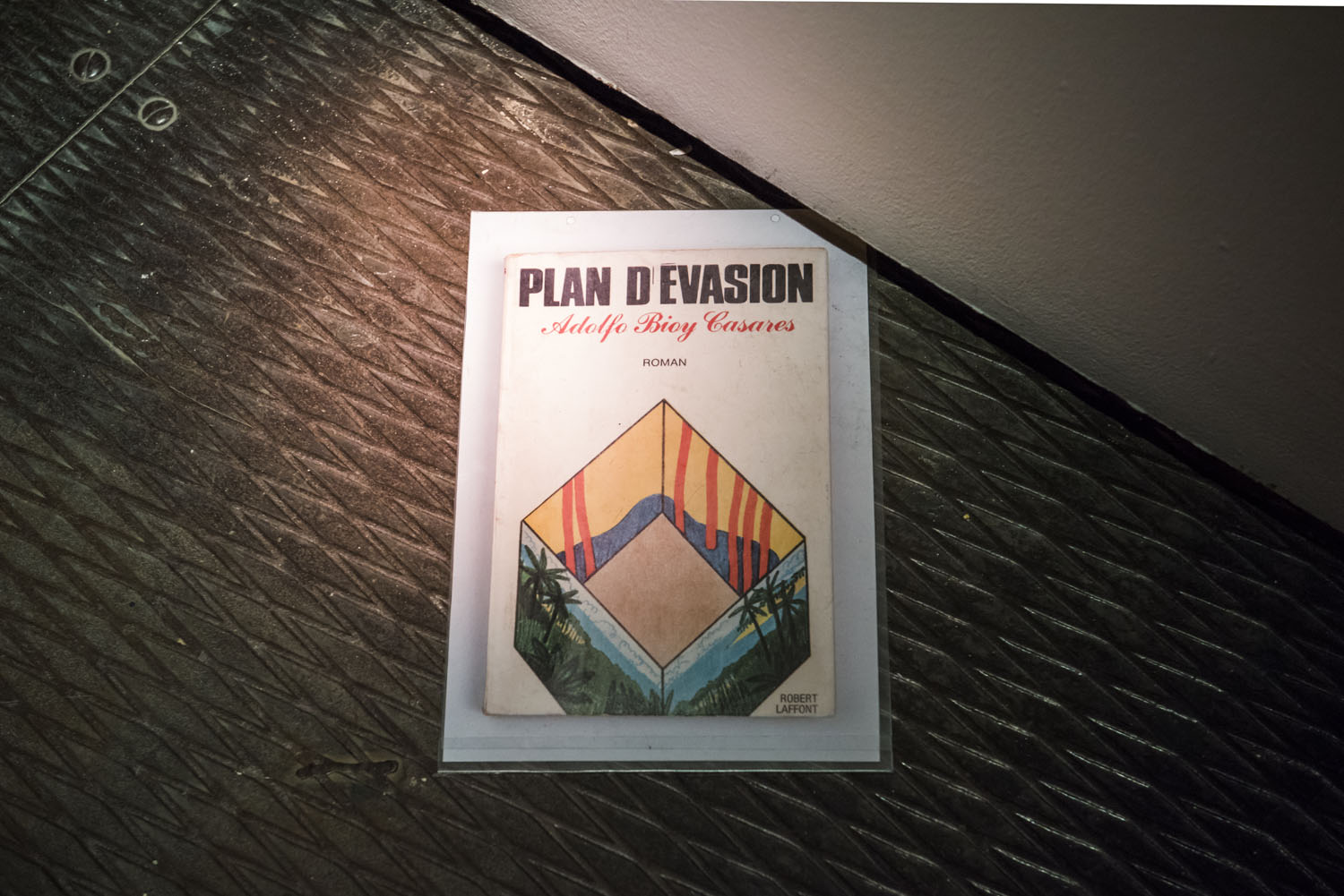 Collection Morel – Plan d'evasion, 2016, credit photo Michael Meniane pour Collection Morel, 2016 – (2)