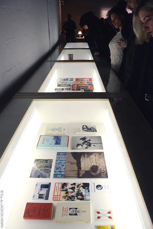 Collection Morel, Trois vitrines, Les machines celibataires, Nantes, 2016, credit Guy de Lacroix-Herpin 1