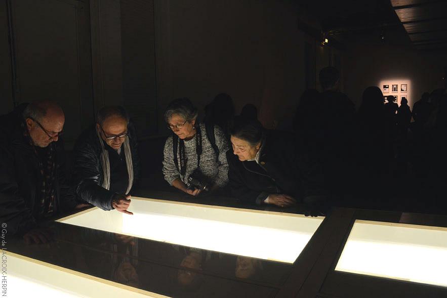 Collection Morel, Trois vitrines, Les machines celibataires, Nantes, 2016, credit Guy de Lacroix-Herpin 3