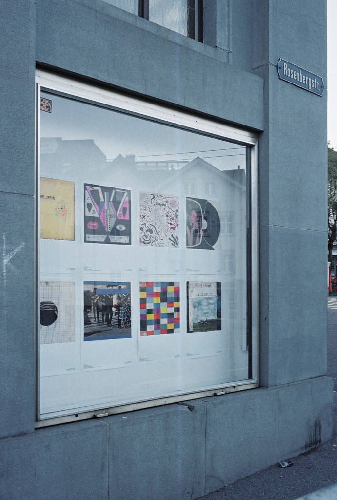 Discographisme Recreatif, Imaginary musics, photo Michael Bondenmann pour Collection Morel, 2017